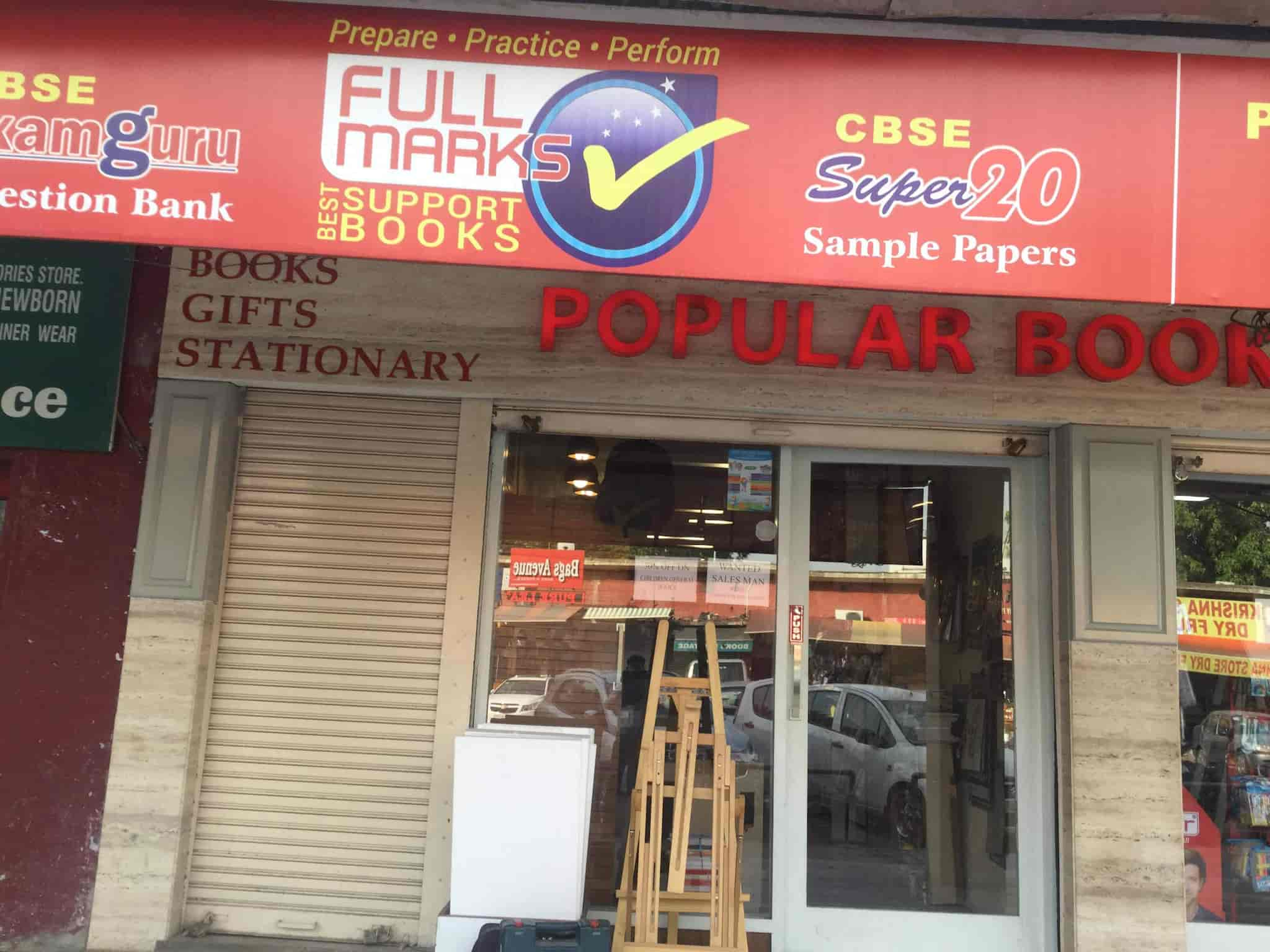 Popular Book Store Sector 22d Book Shops In Chandigarh Justdial