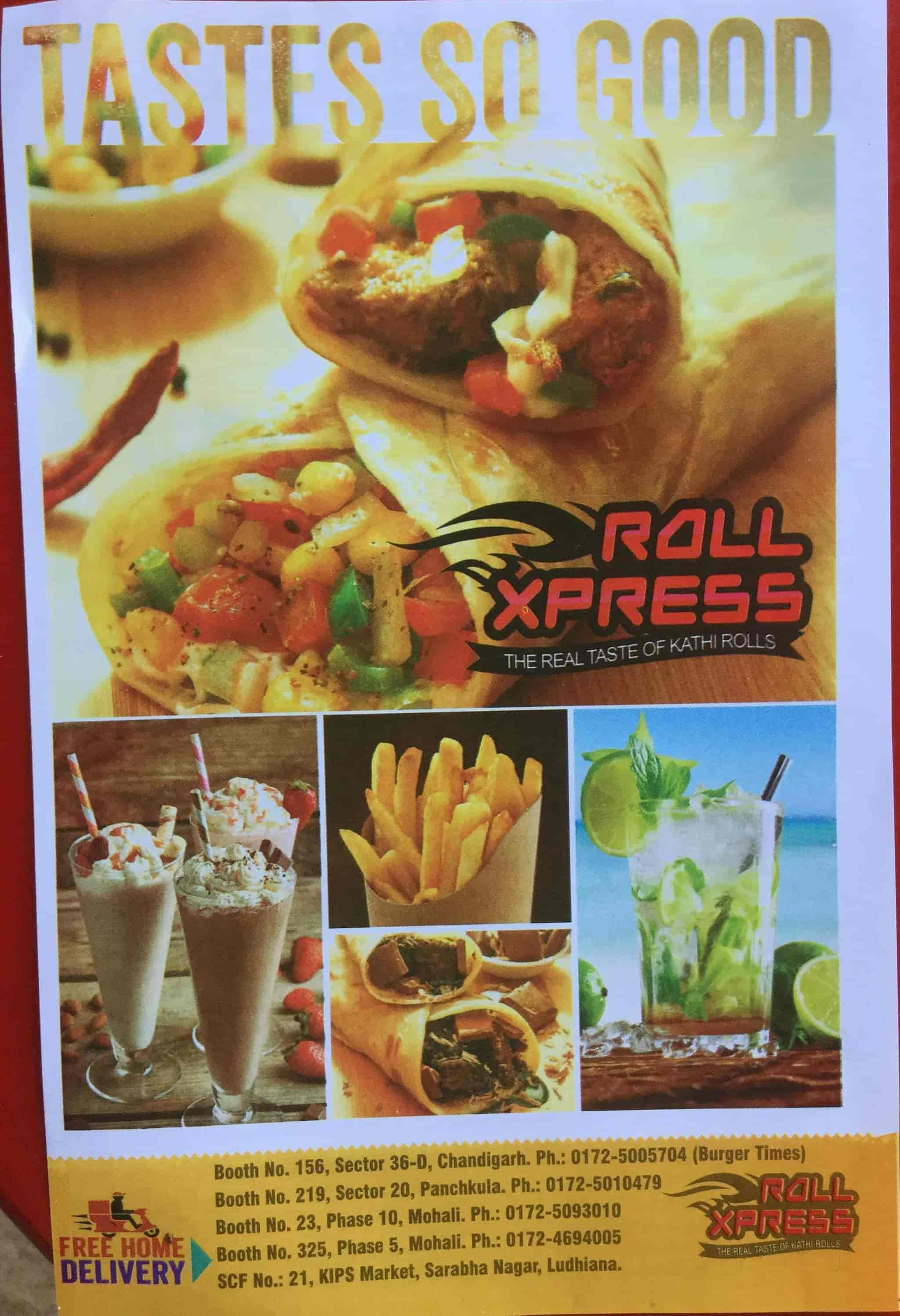 Roll Xpress Photos Sector 15c Chandigarh Pictures Images