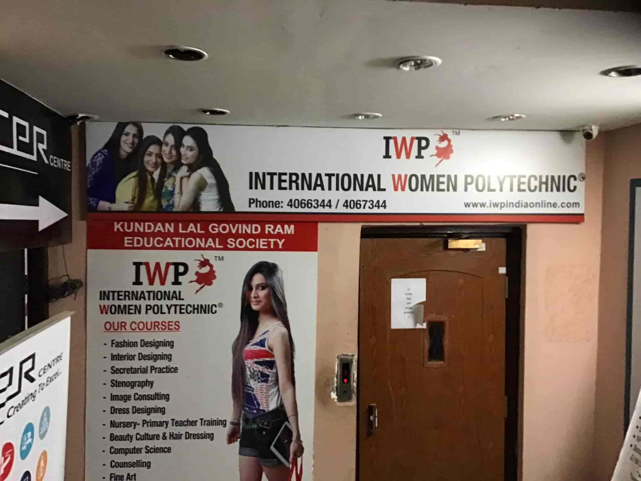 International Women Polytechnic Sector 34a Computer