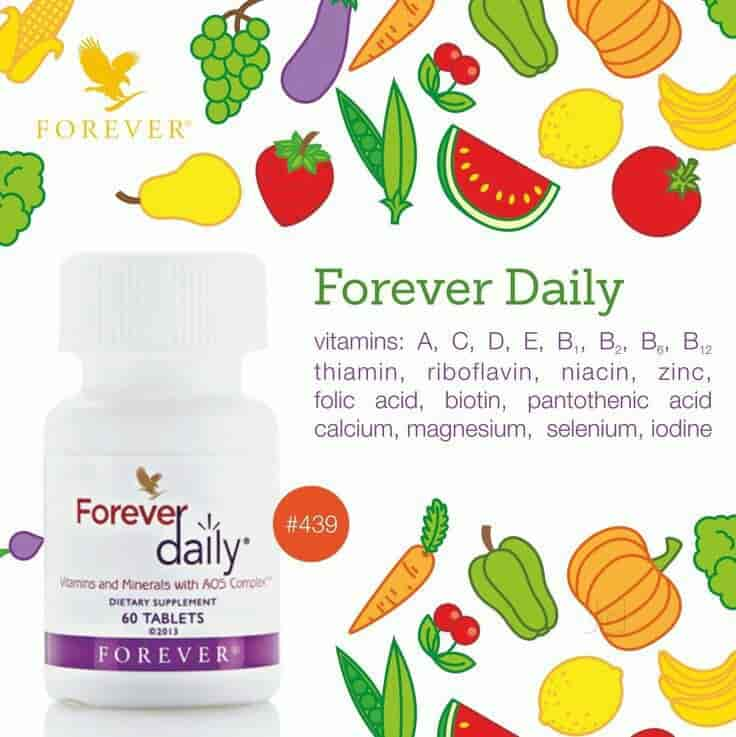 Top Twelve Forever Living Children's Vitamins {Kwalai}