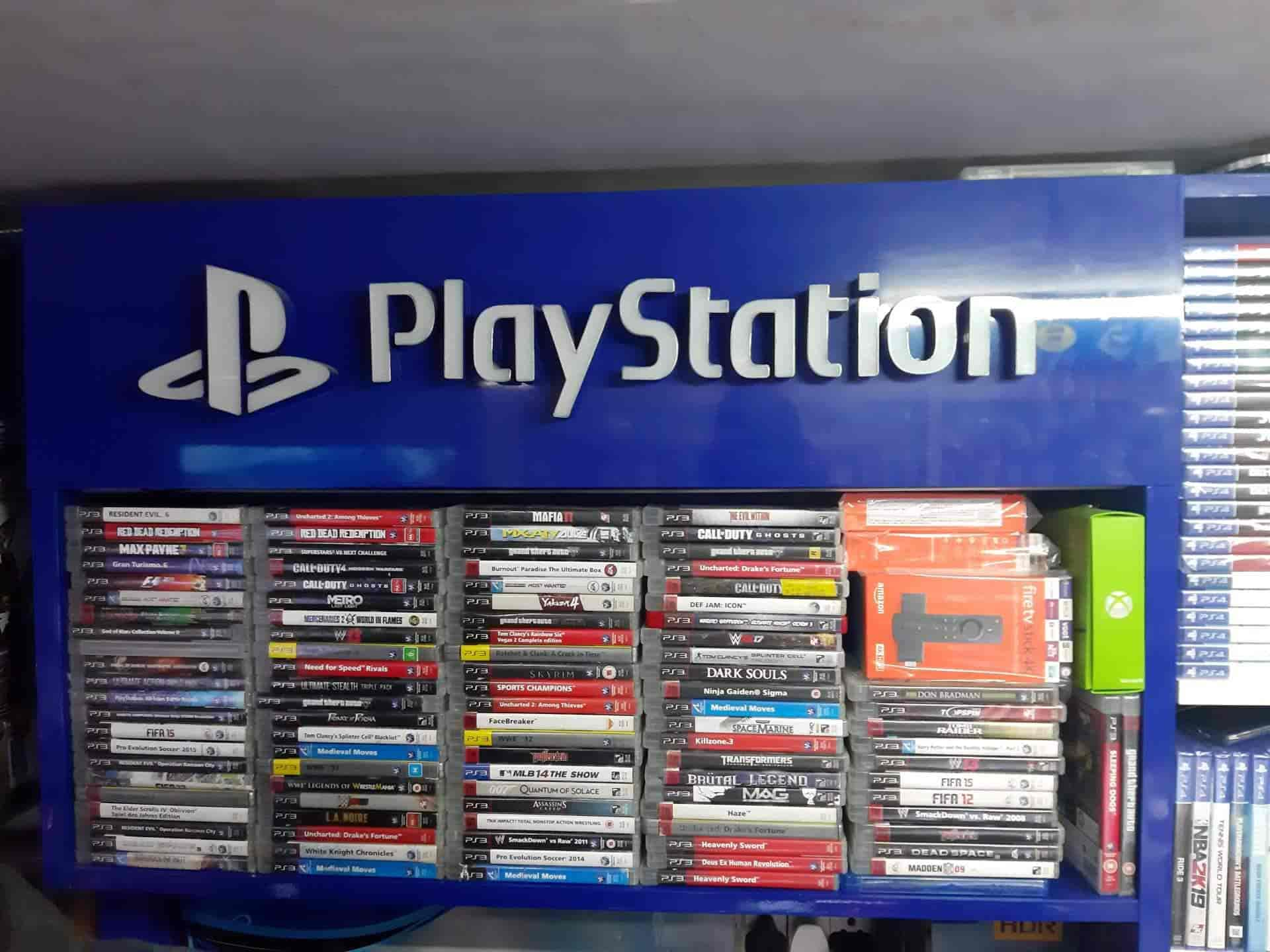 Chandigarh Video Games, Chandigarh Sector 35d - Gaming Console