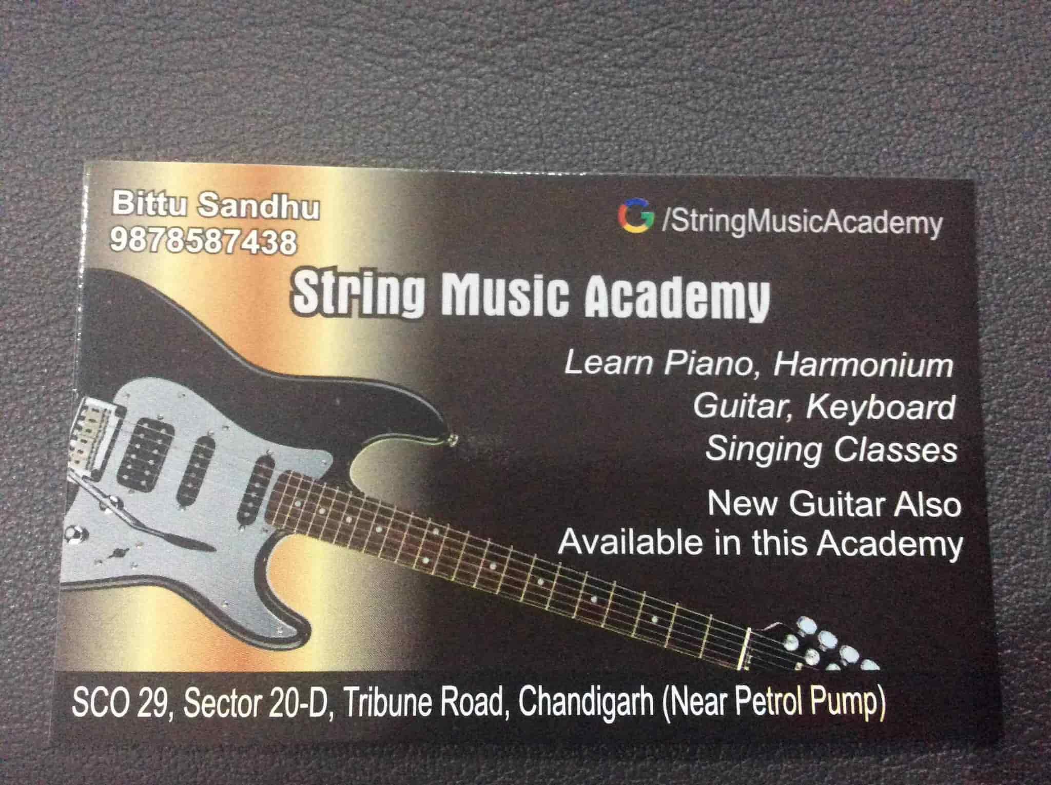 String Music Academy