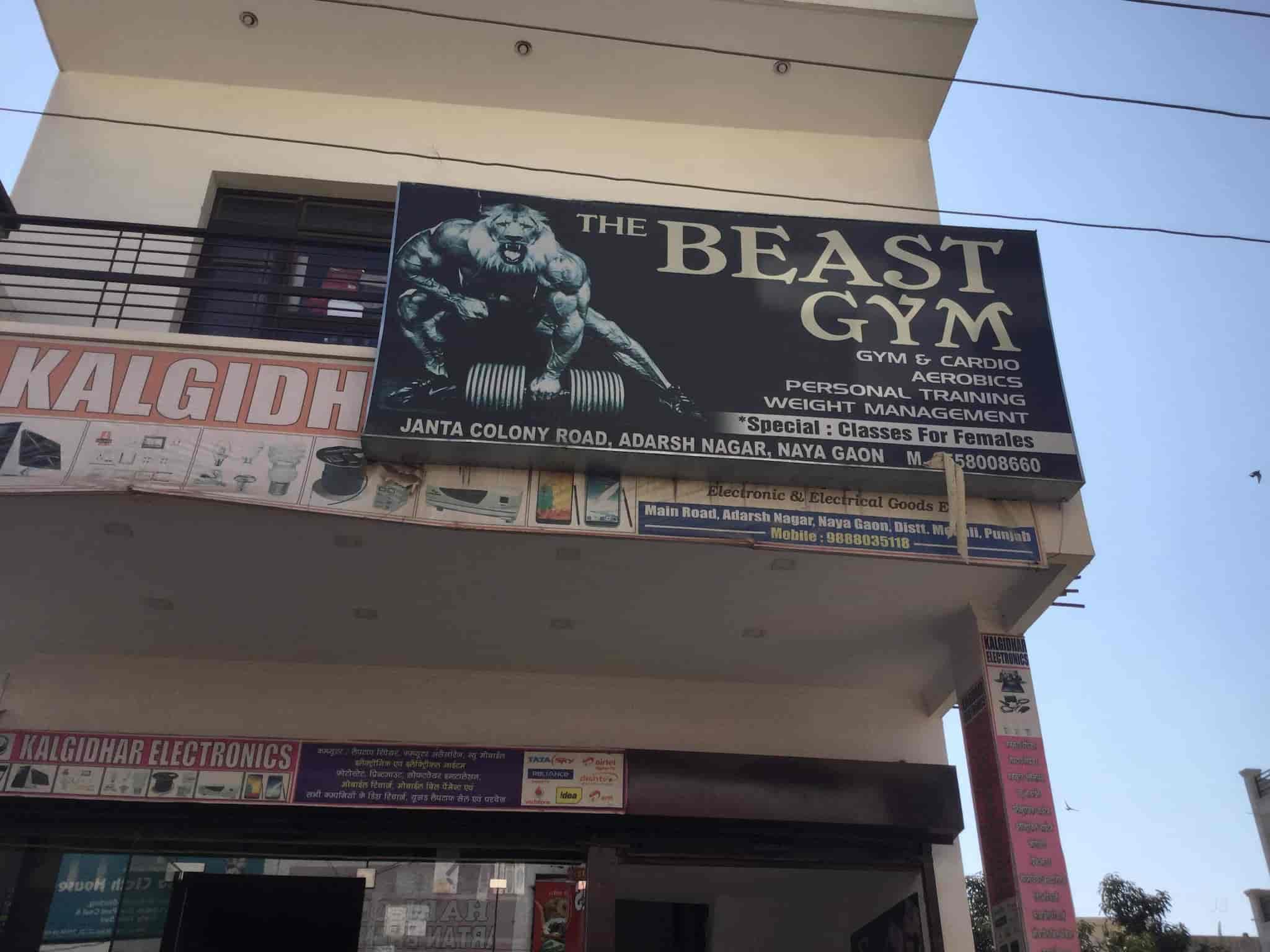Beast Gym, Naya Gaon - Gyms in chandigarh - Justdial