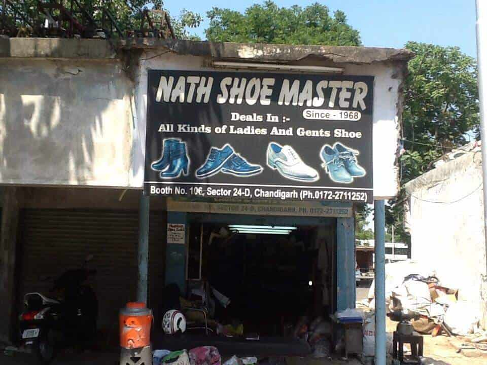 Nath Shoe Master, Chandigarh Sector 24d - Shoe Dealers in