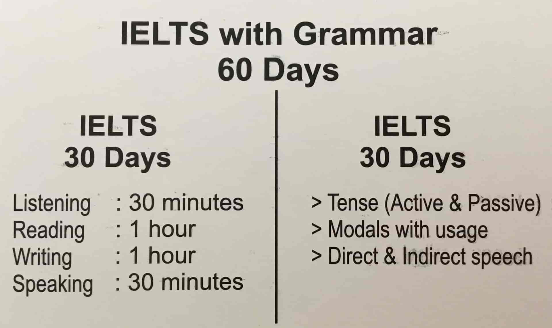 British School Of English, Sector 61 Phase 7 - Tutorials in