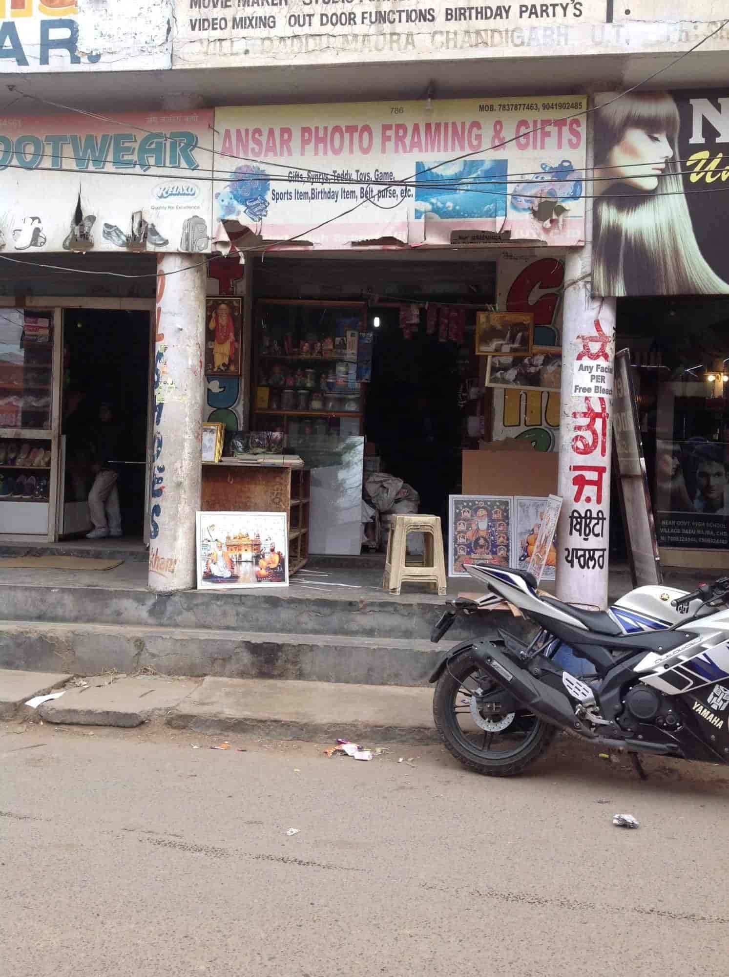 ANSAR PHOTO Framing Gifts Photos, Chandigarh Sector 38 West ...