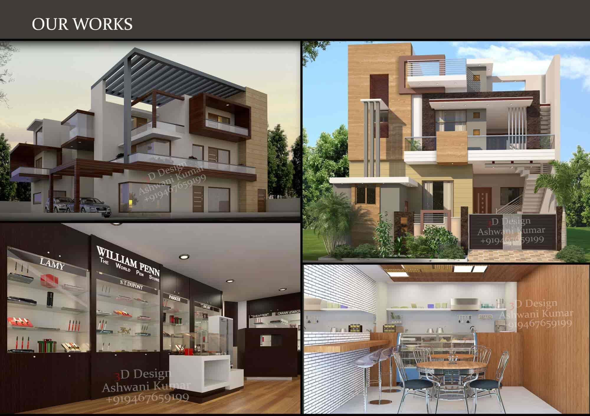 3d Design Panchkula Architects In Panchkula Chandigarh Justdial