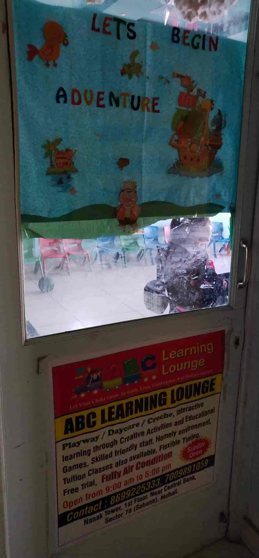 Abc Learning Lounge Photos, , Chandigarh- Pictures & Images