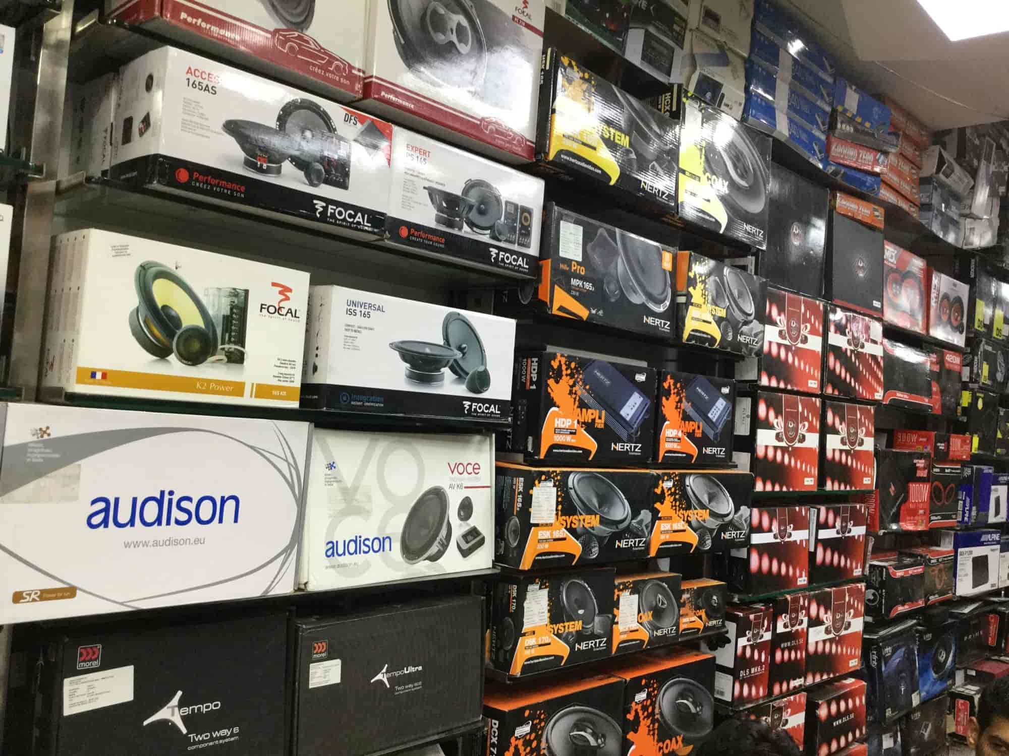 Empire Cars, Chandigarh Sector 28d - Audio System Dealers in