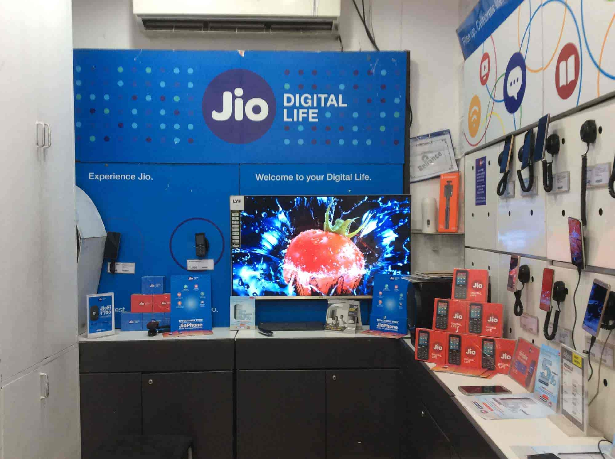 My Jio Store, Chandigarh Sector 32d - Mobile Phone Dealers