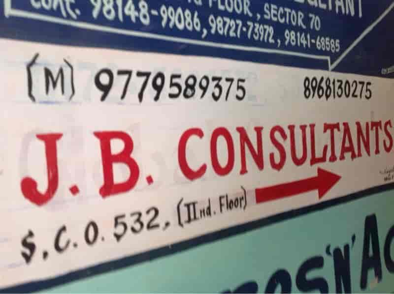 J B Consultants