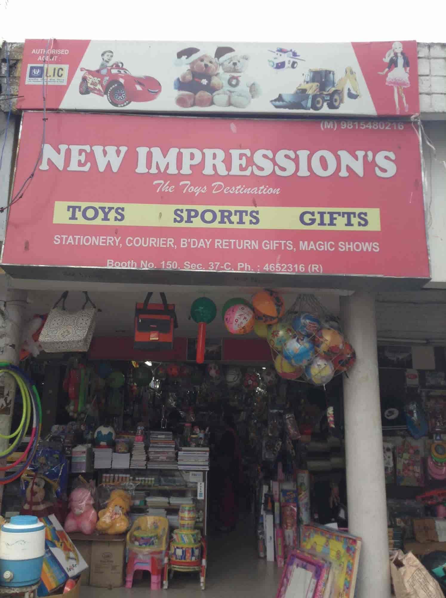 New Impression Gift Shop Photos, Chandigarh Sector 37c, Chandigarh ...