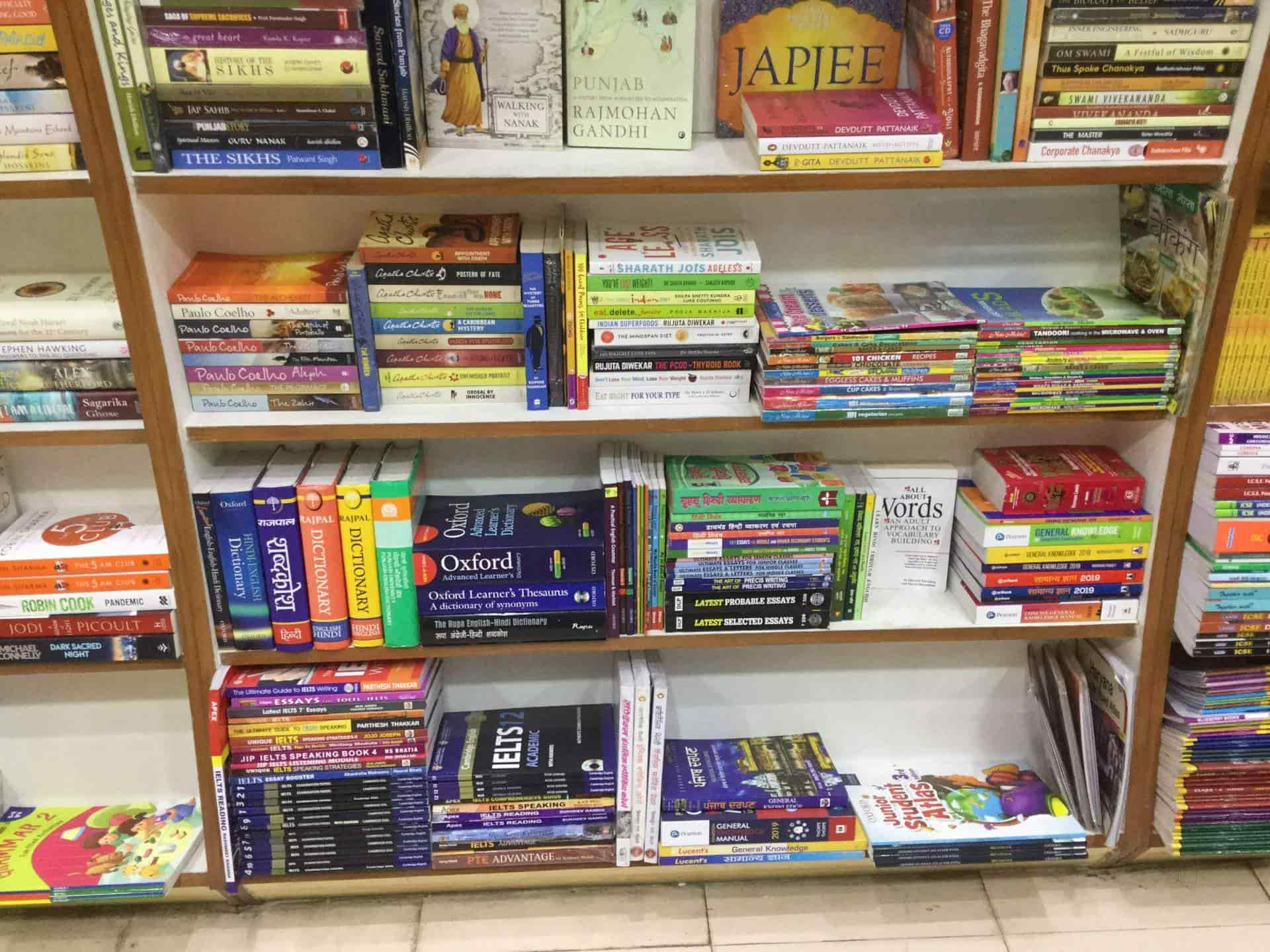 The Book Nook, Chandigarh Sector 64 Phase 10 - Book Dealers in