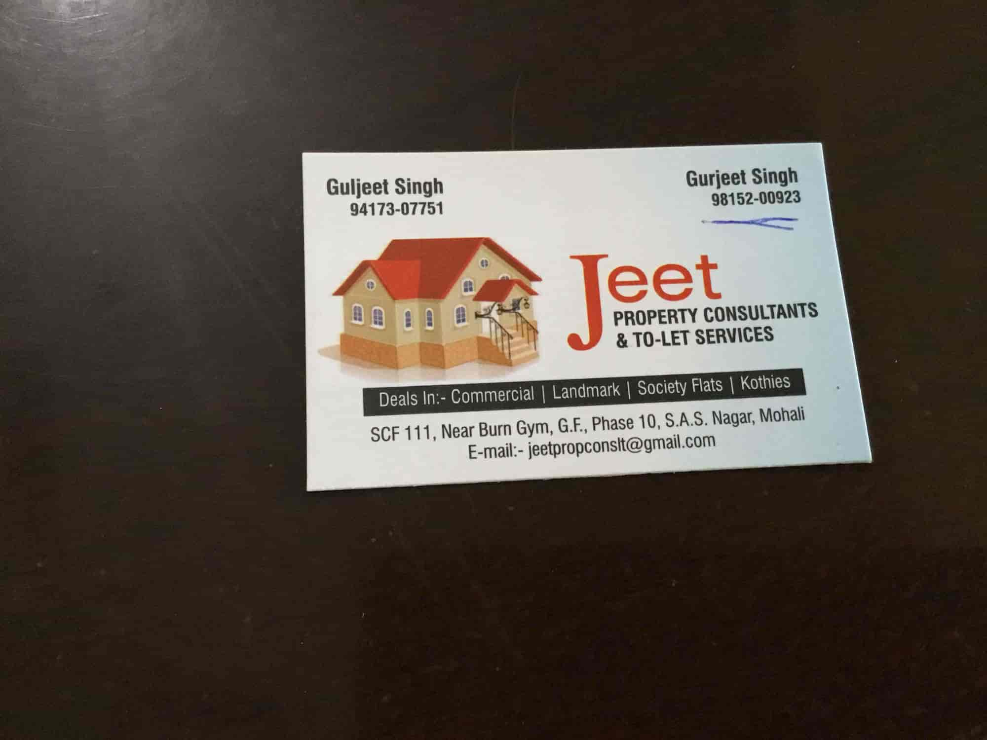 Jeet Properties, Chandigarh Sector 64 Phase 10 - Estate