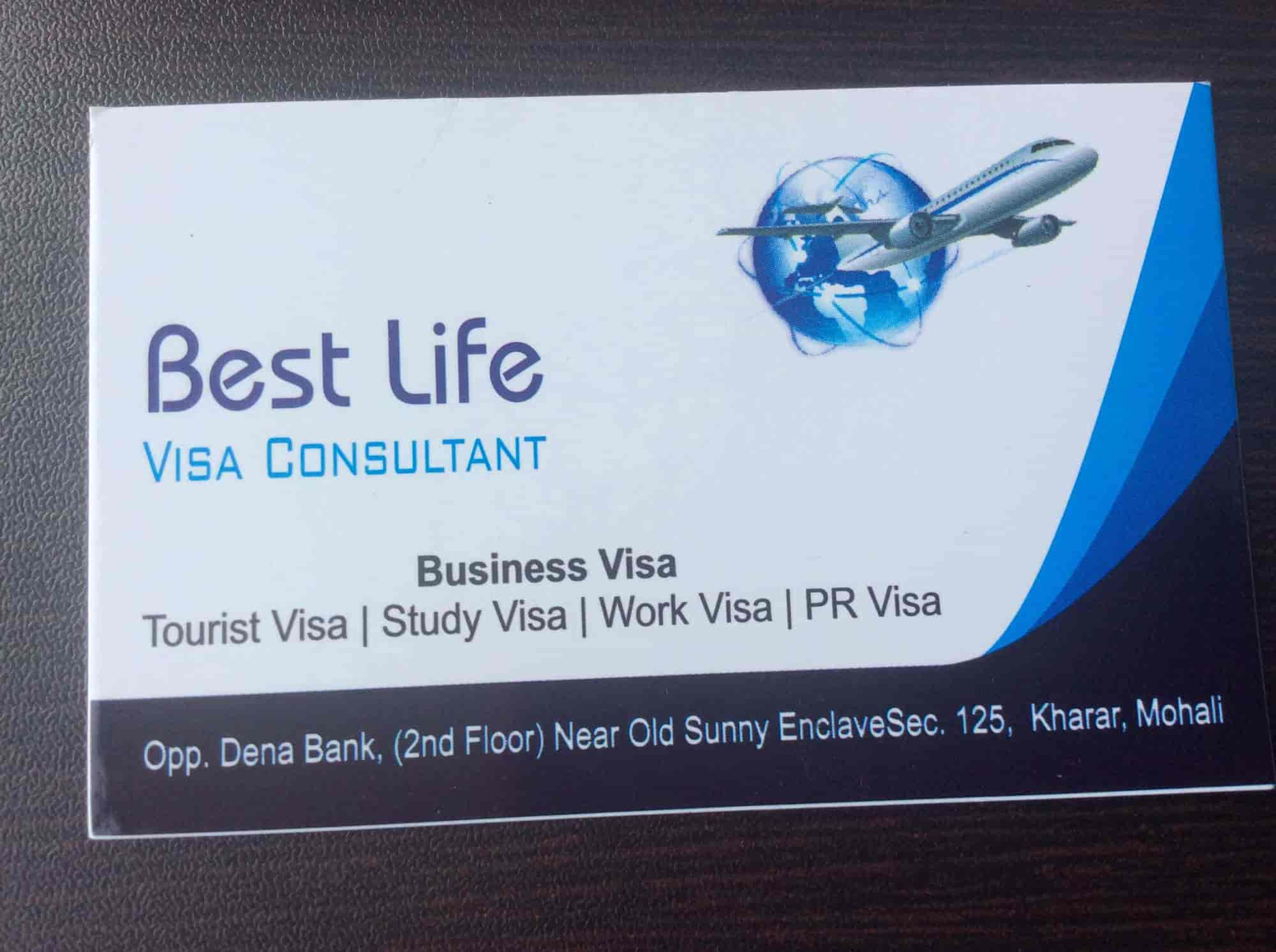 Best Life Visa Consultant Photos, Kharar, Chandigarh- Pictures ...