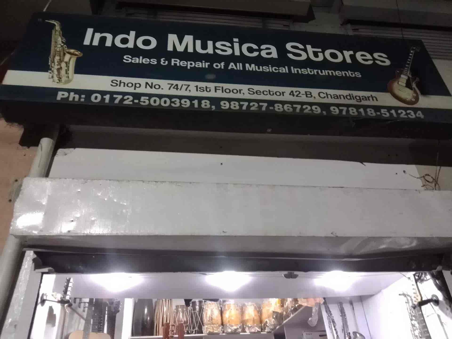 Indo Musica Stores