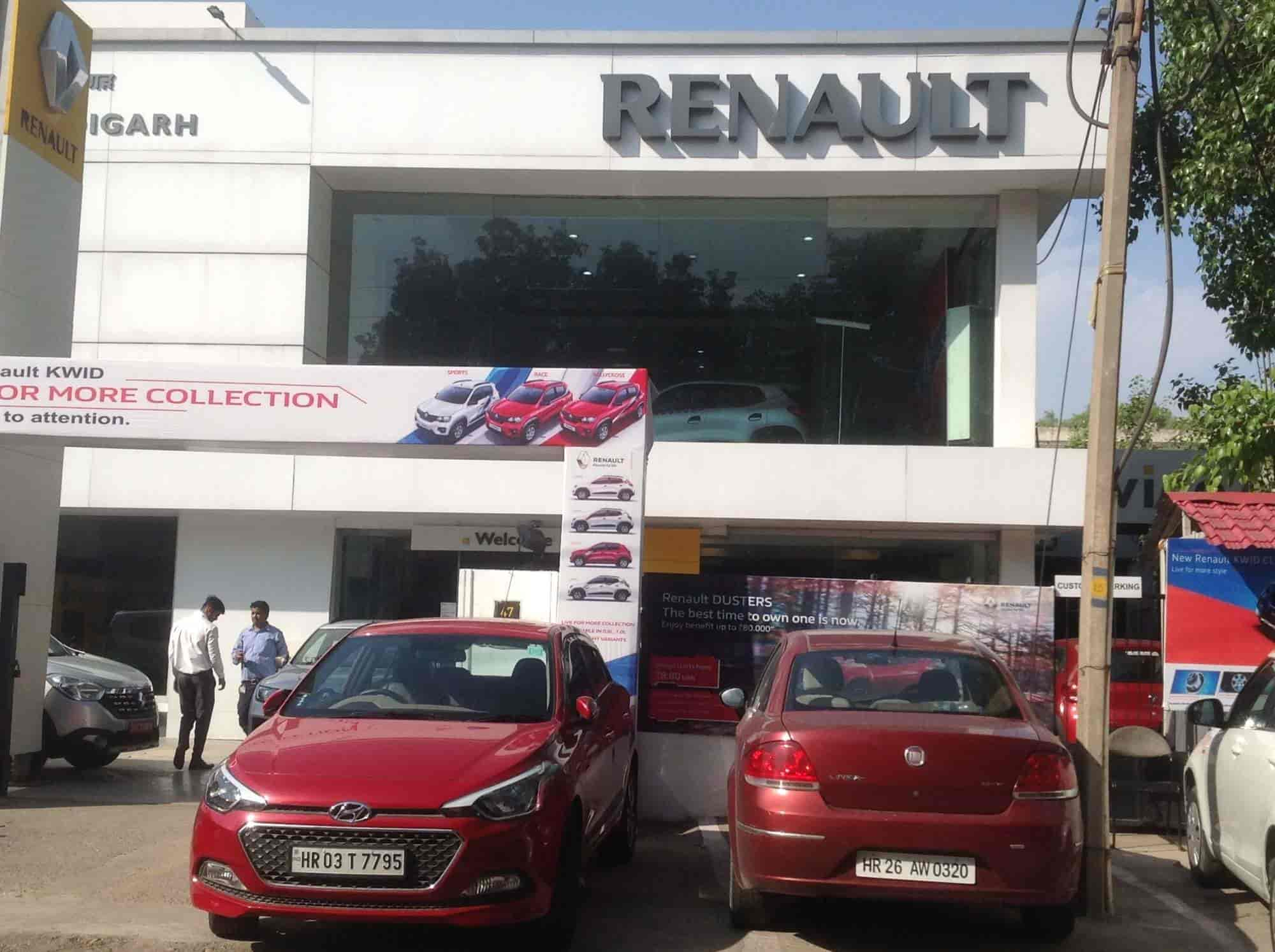 Pmg Auto Pvt Ltd Industrial Area Phase I Car Dealers In