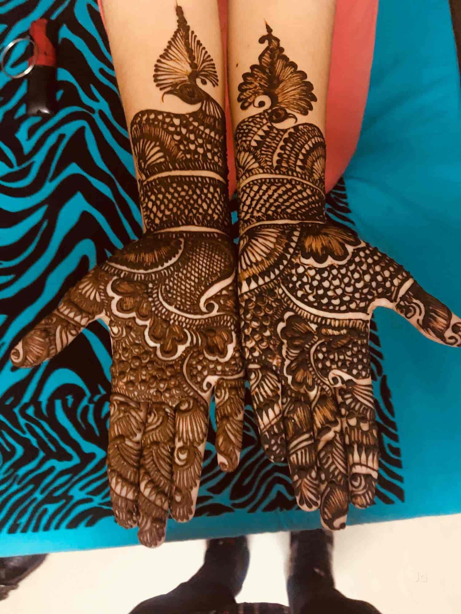 Rohit Mehndi Art, Chandigarh Sector 40c , Bridal Mehendi