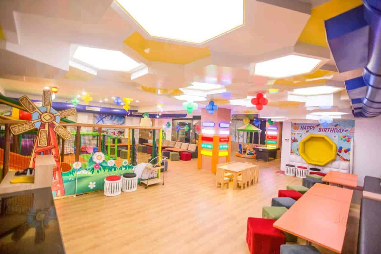 event organiser for birthday party kids castle photos industrial area phase ii chandigarh