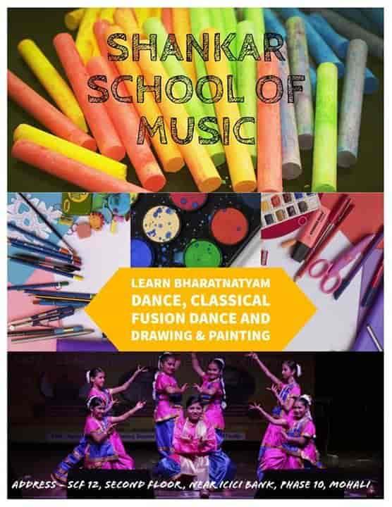 Shankar School Of Music, Chandigarh Sector 64 Phase 10