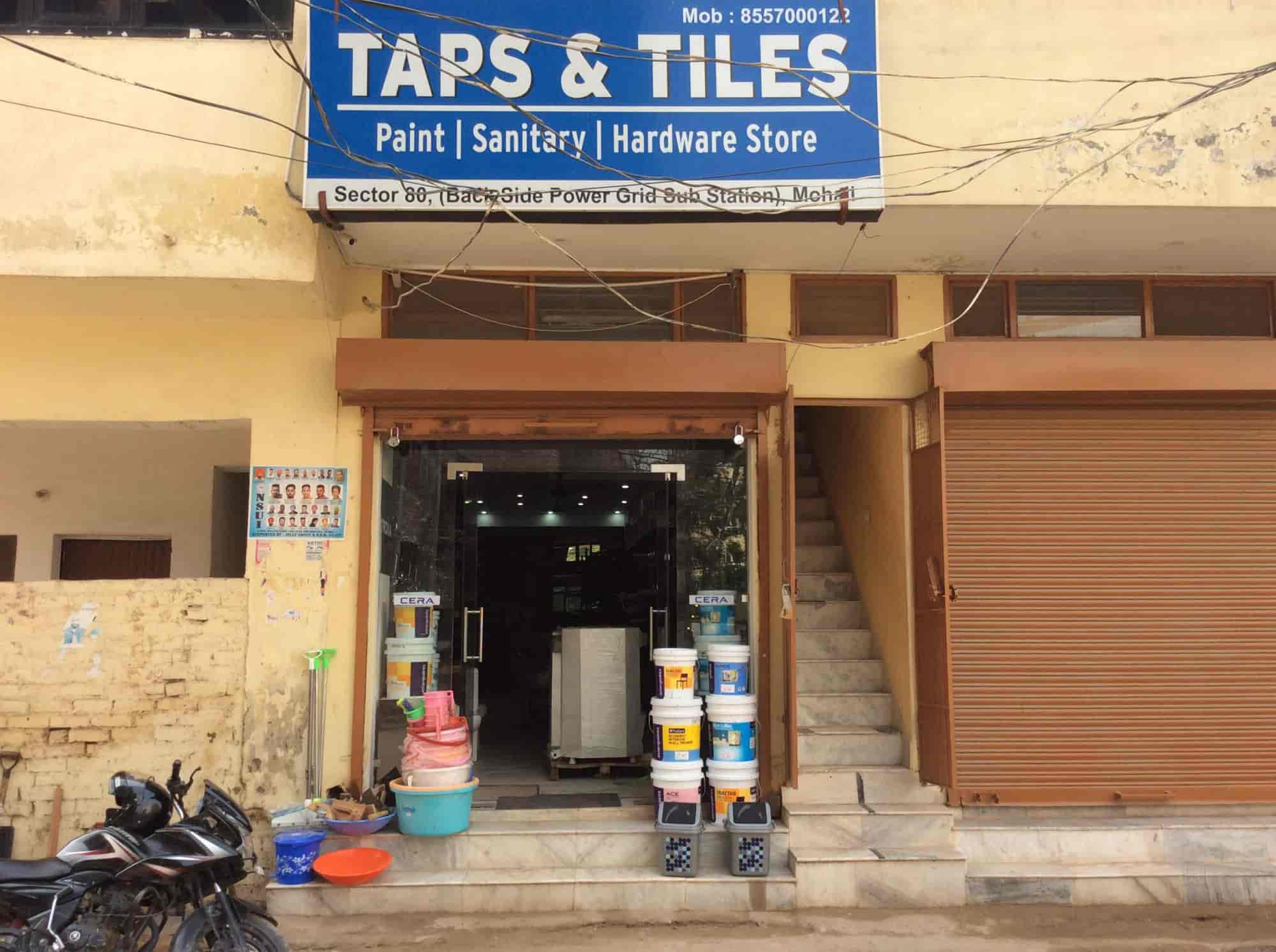 Taps Tiles Sanitary Hardware Store Photos, Sector 80, Chandigarh ...