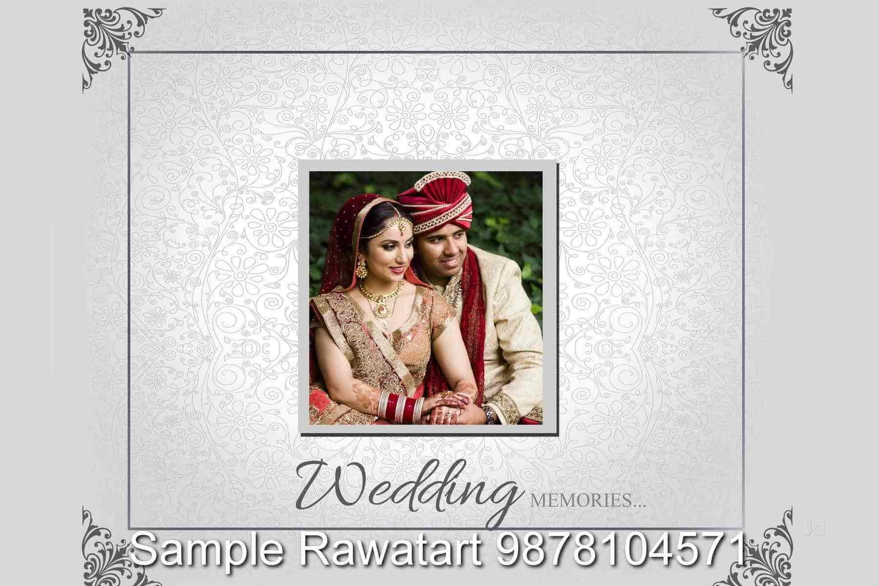 Rawat Art Sector 22b Wedding Photo Album Designers In Chandigarh