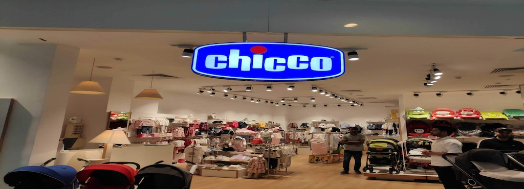 0d8026f4d Chicco (Elante Mall), Industrial Area Phase I - Children Readymade ...