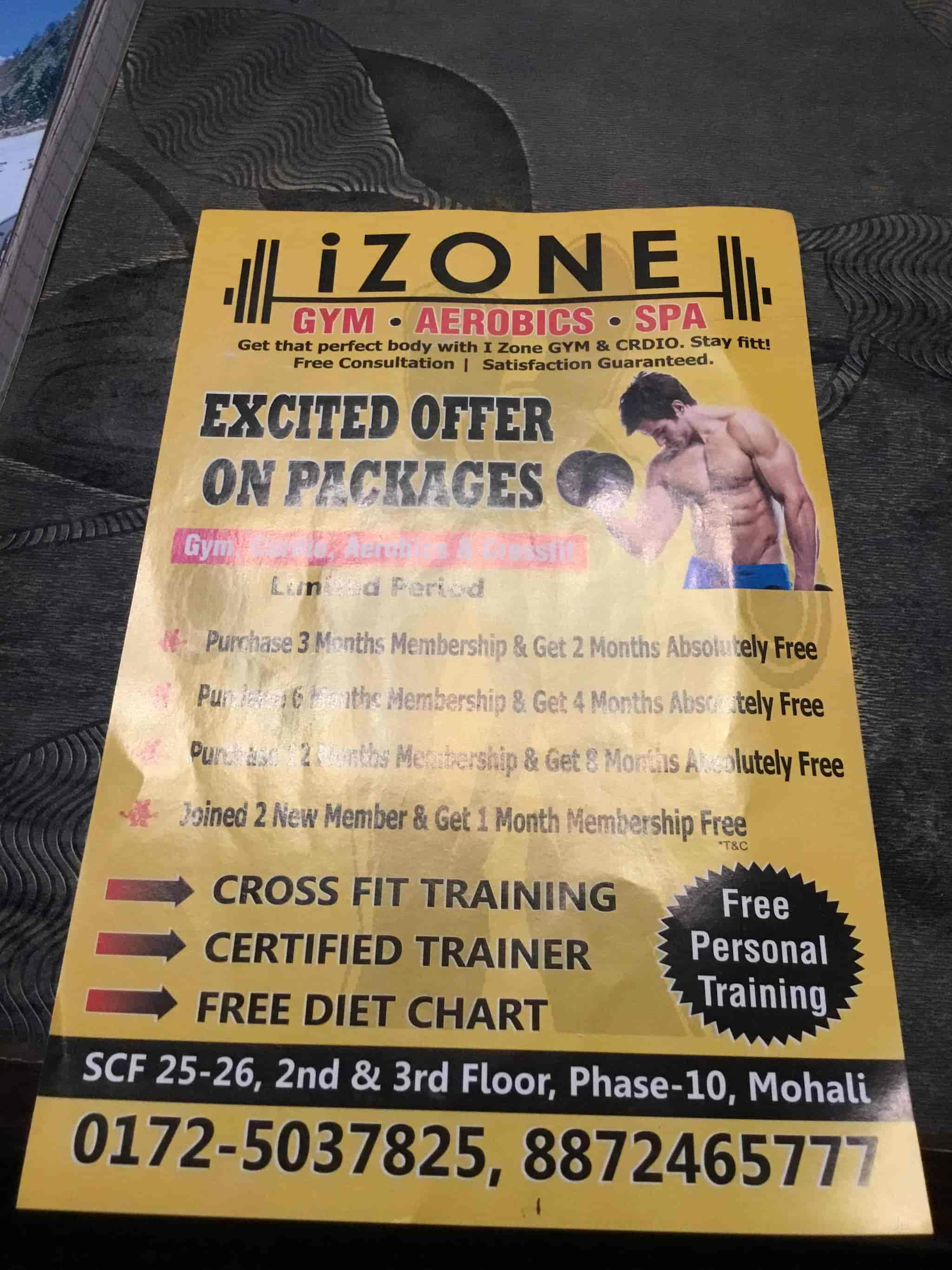 Izone Photos, Sector 64 Phase 10, Chandigarh- Pictures & Images