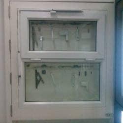 n windows
