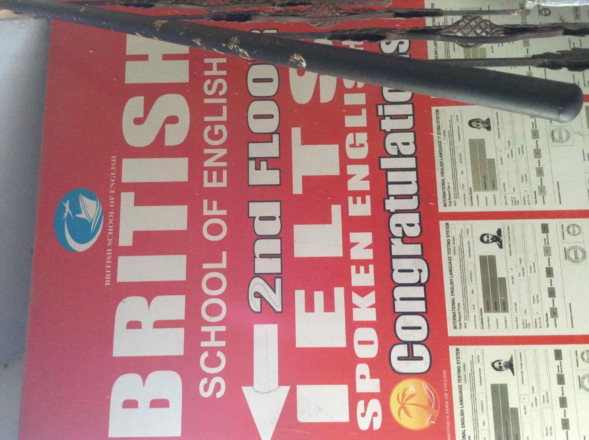 British School Of English, Chandigarh Sector 61 Phase 7 - Tutorials