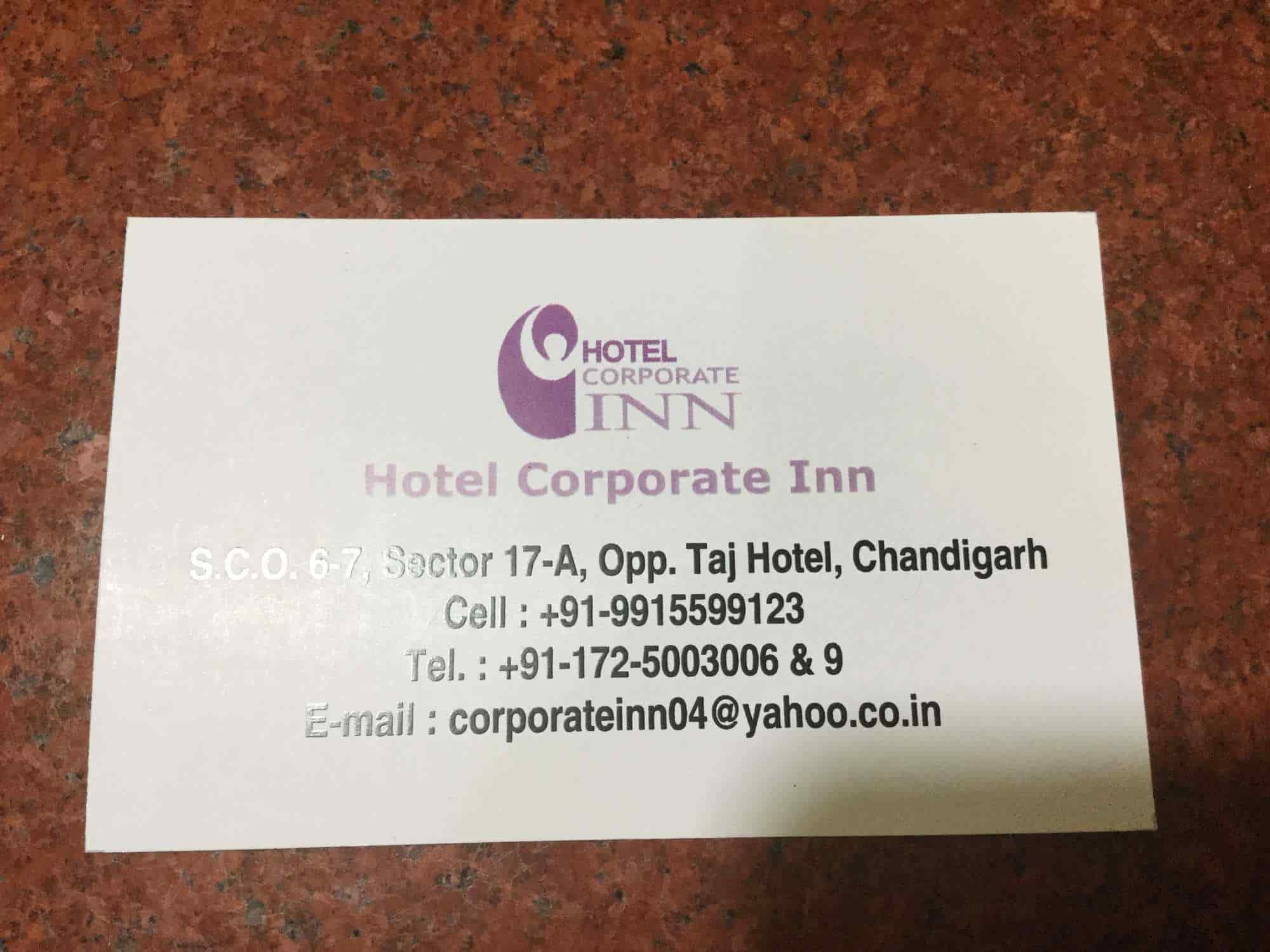 Corporate inn sector 17a 3 star hotels in chandigarh justdial thecheapjerseys Choice Image