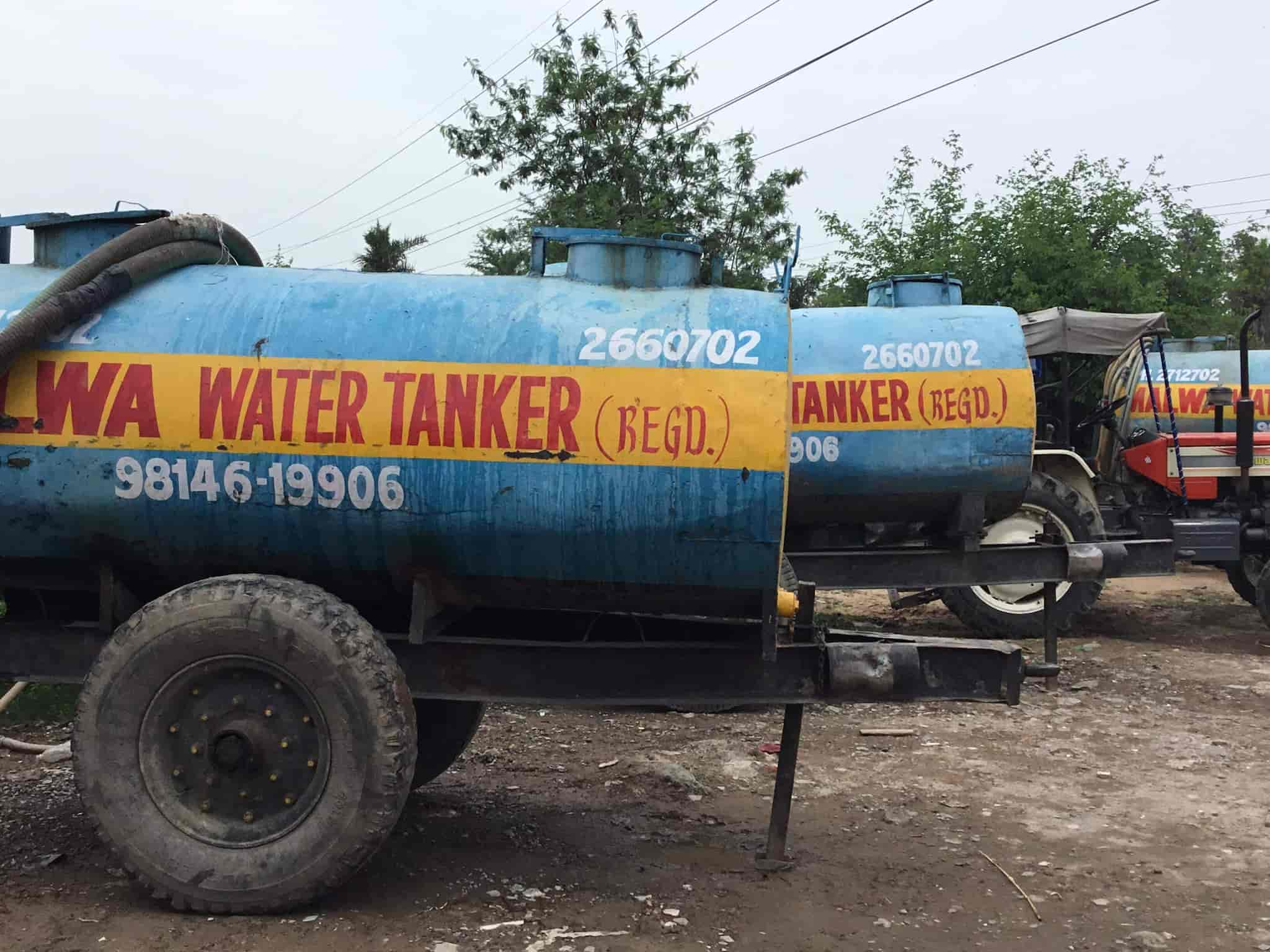 Malwa Water Tanker Sector D Water Suppliers In Chandigarh Justdial