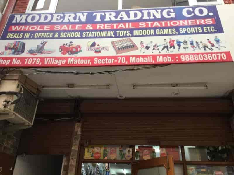 d86d6f1032 Modern Trading Co.