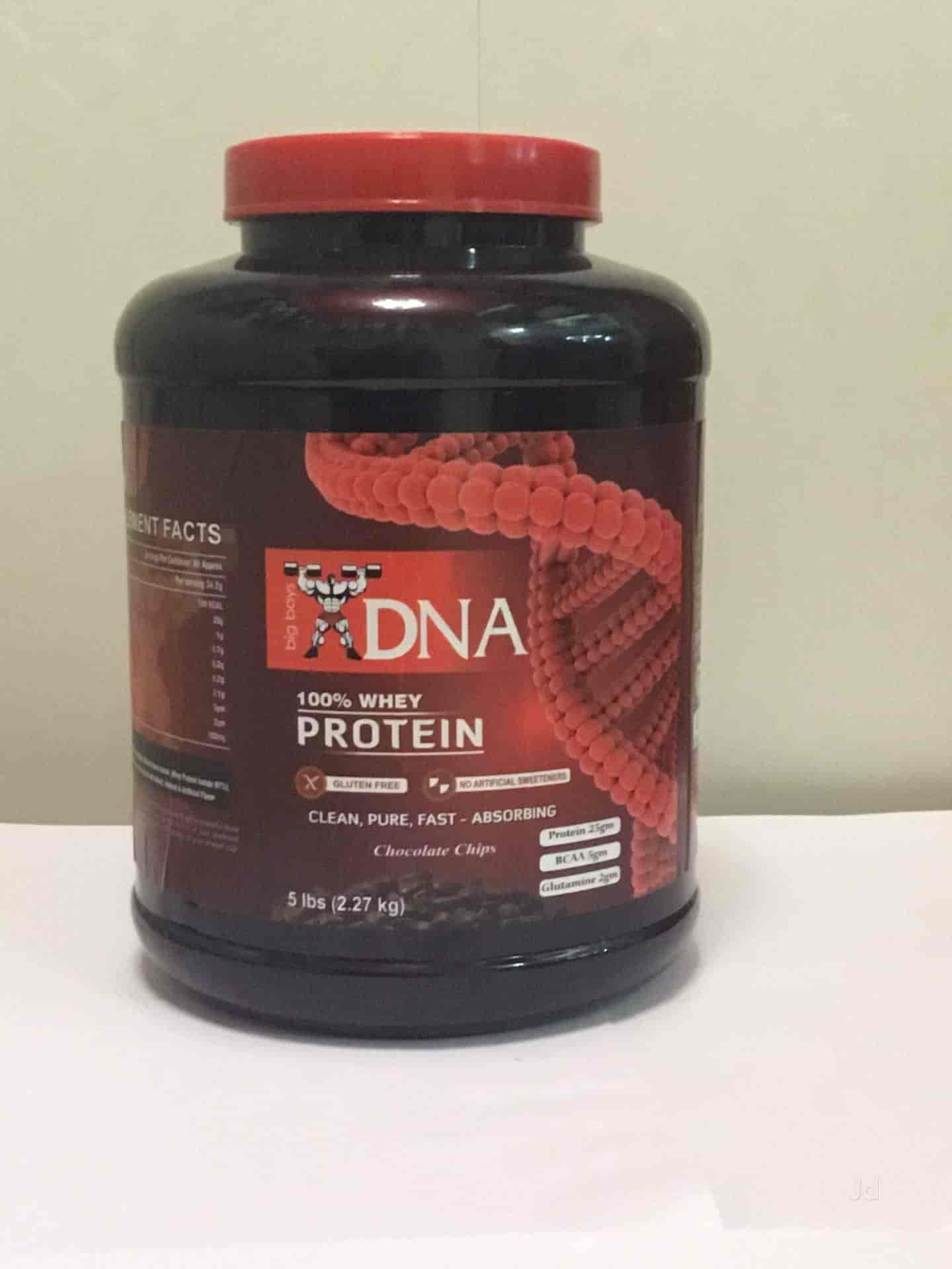Protein Supplement Products - Big Boys Dna Nutrition Photos, Sector 22d, Chandigarh - Health ...