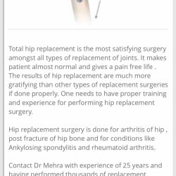 Dr  Vikas (dr  Vikas Mehra Orthopedic Clinic) - Orthopaedic