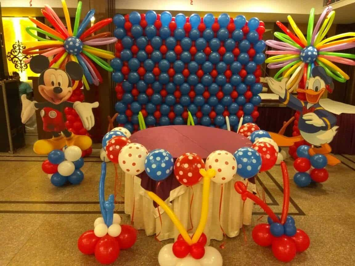 Birthday Party Decorators Photos Sector 41a Chandigarh Pictures