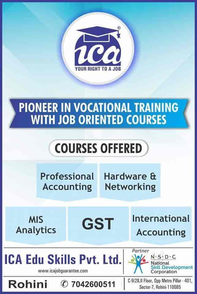 ica training