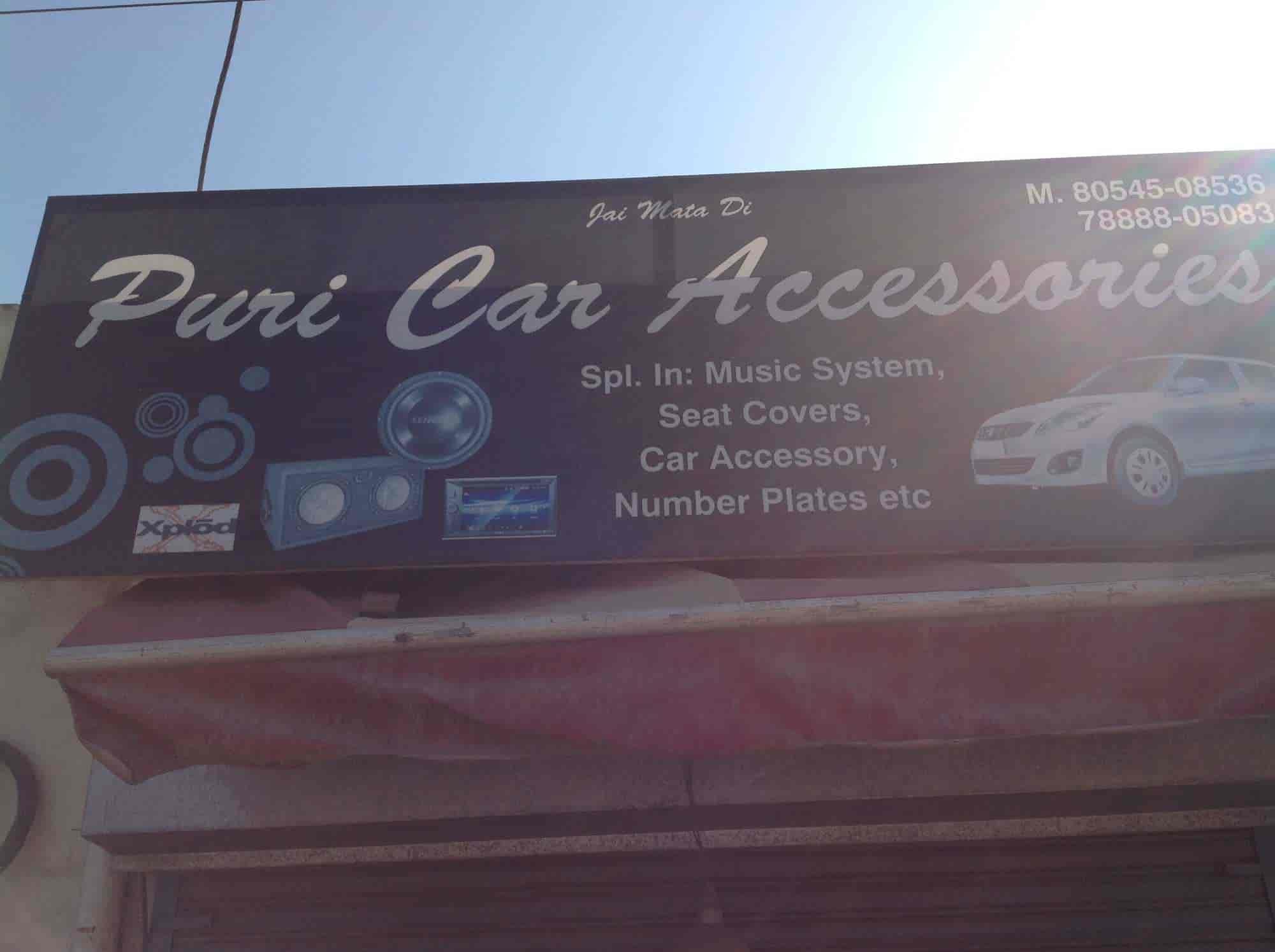 Puri Car Accessories, Kurali - Car Accessory Dealers in