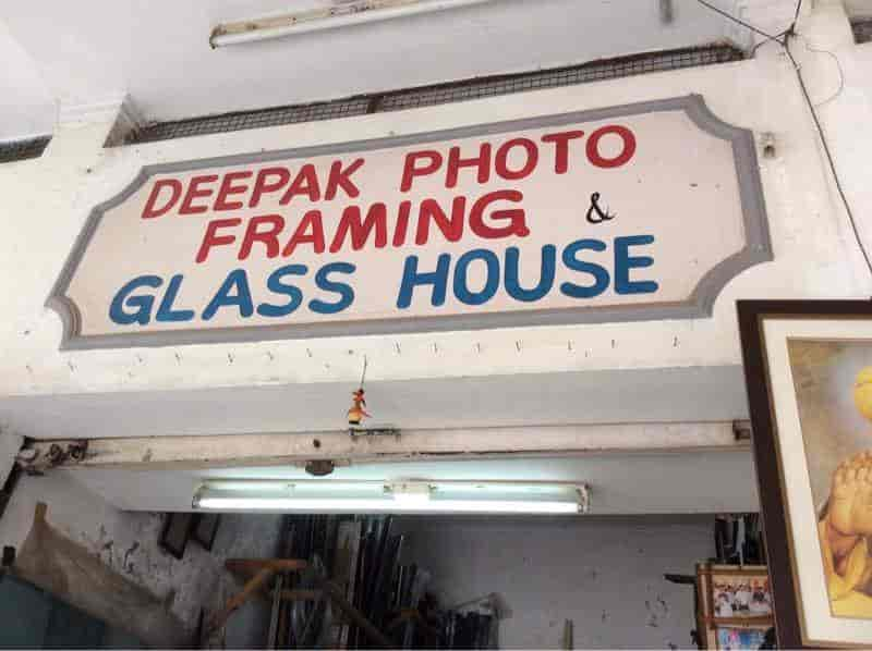 Deepak photo framing glass house sector 7 photo frame dealers in chandigarh justdial