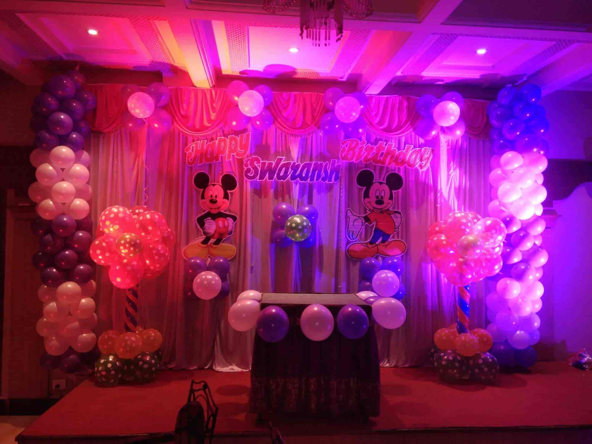 Chaina Balloon Decoration Birthday Party Events Chandrapur City