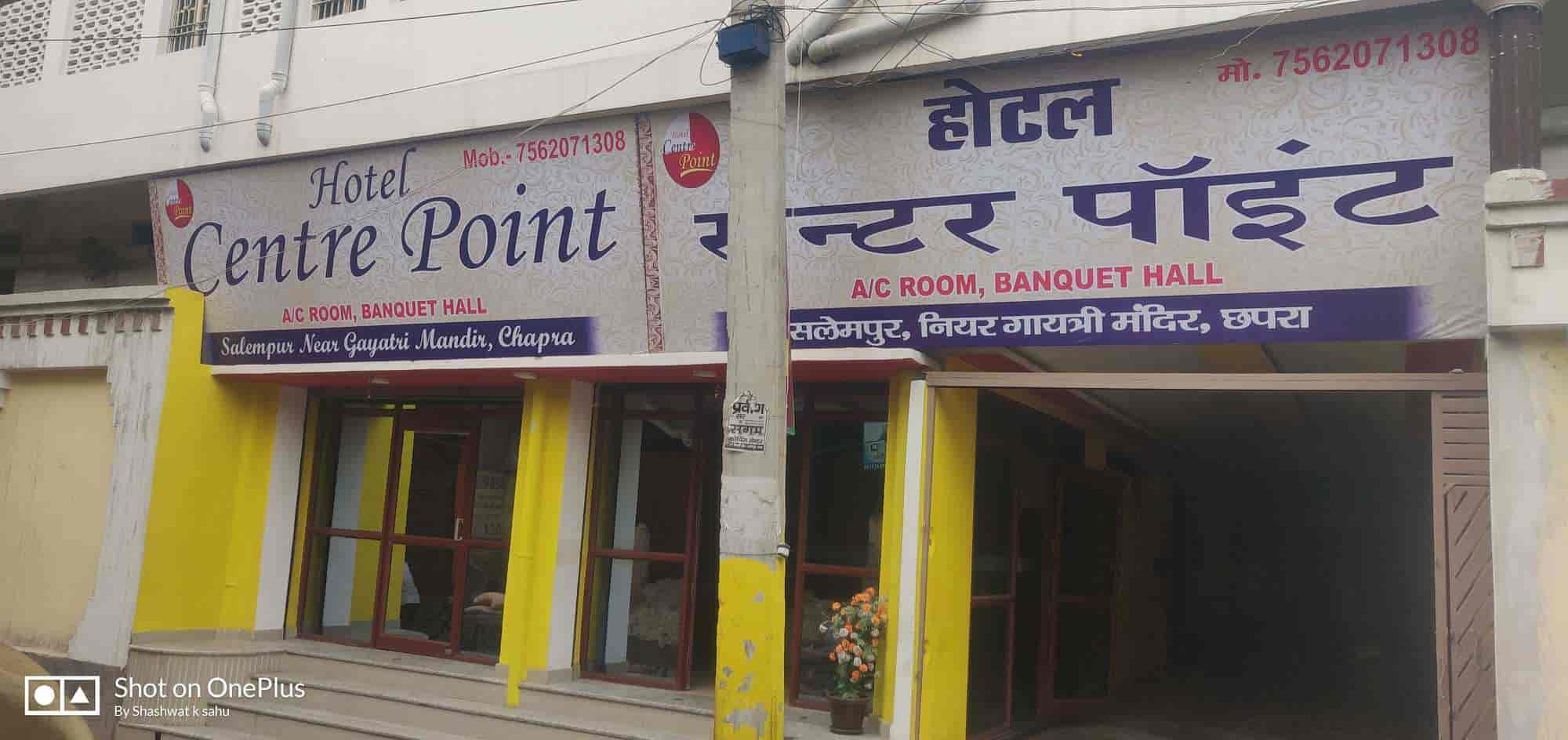 Hotel Centre Point Salempur Hotels In Chapra Justdial
