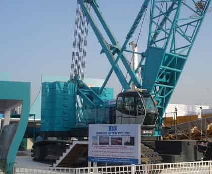 Kobelco Construction Equipment INDIA Pvt Ltd Photos