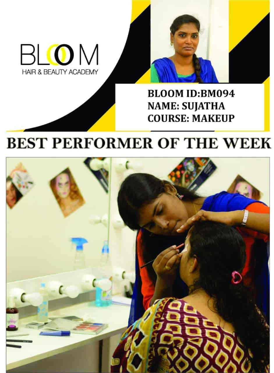 Bloom Hair And Beauty Academy, Urapakkam - Beautician Institutes in