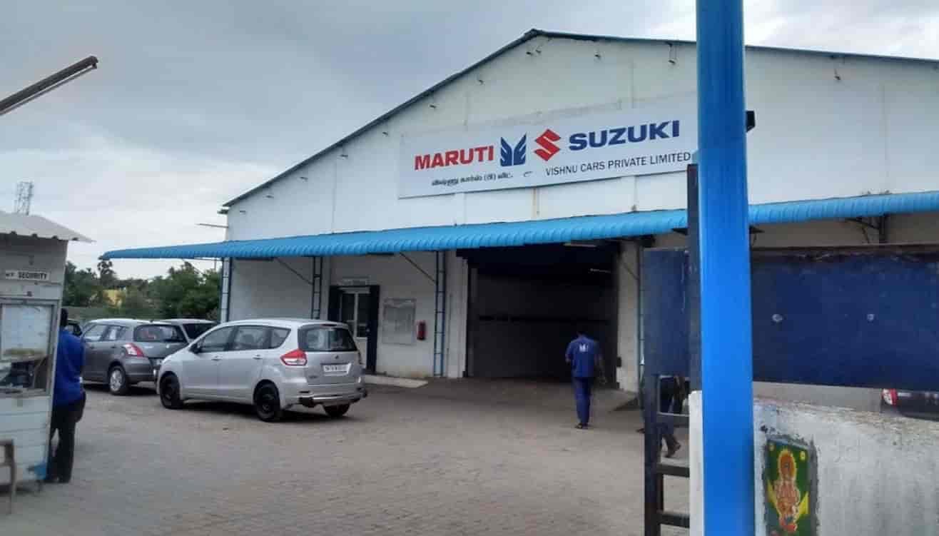 Vishnu Maruti Car Service Center Guduvanchery Car Repair Services In Chengalpattu Justdial