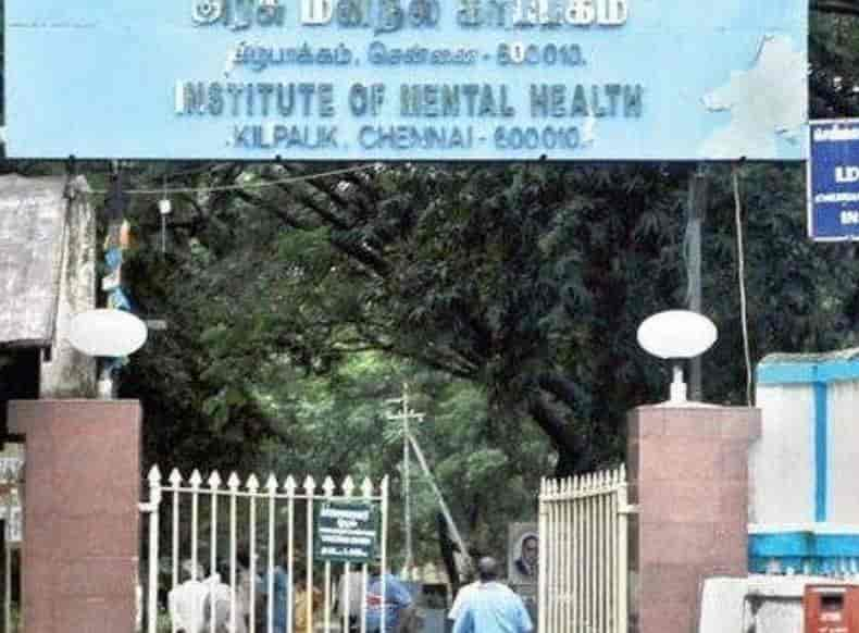 Image result for kilpauk mental hospital