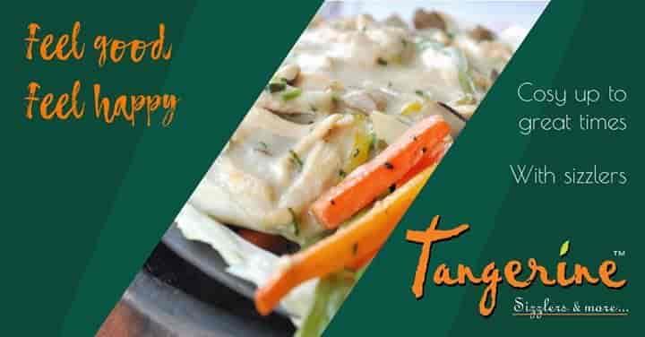 Tangerine Restaurant, Alwarpet, Chennai - Continental