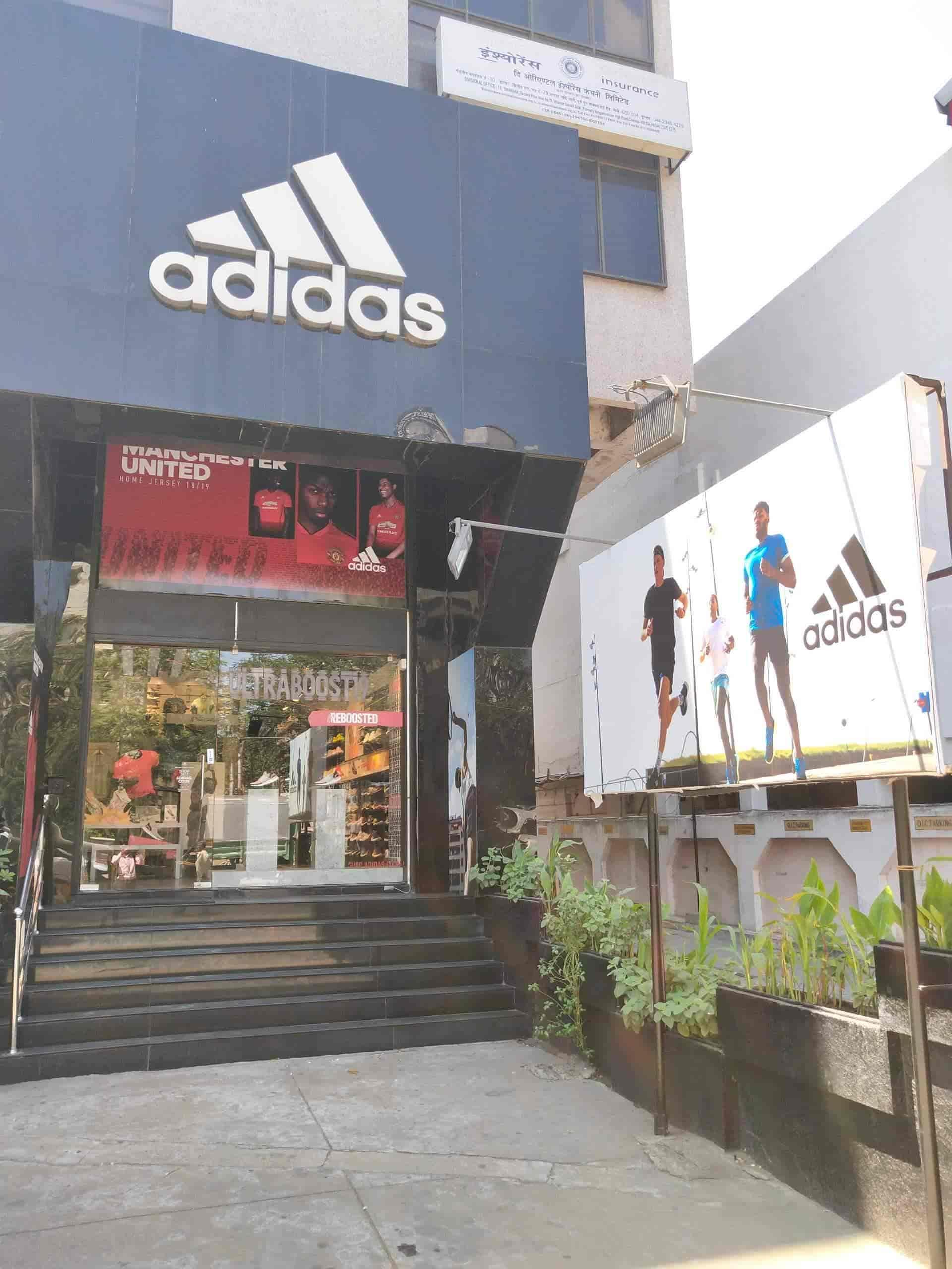 Adidas Exclusive Store, Nungambakkam