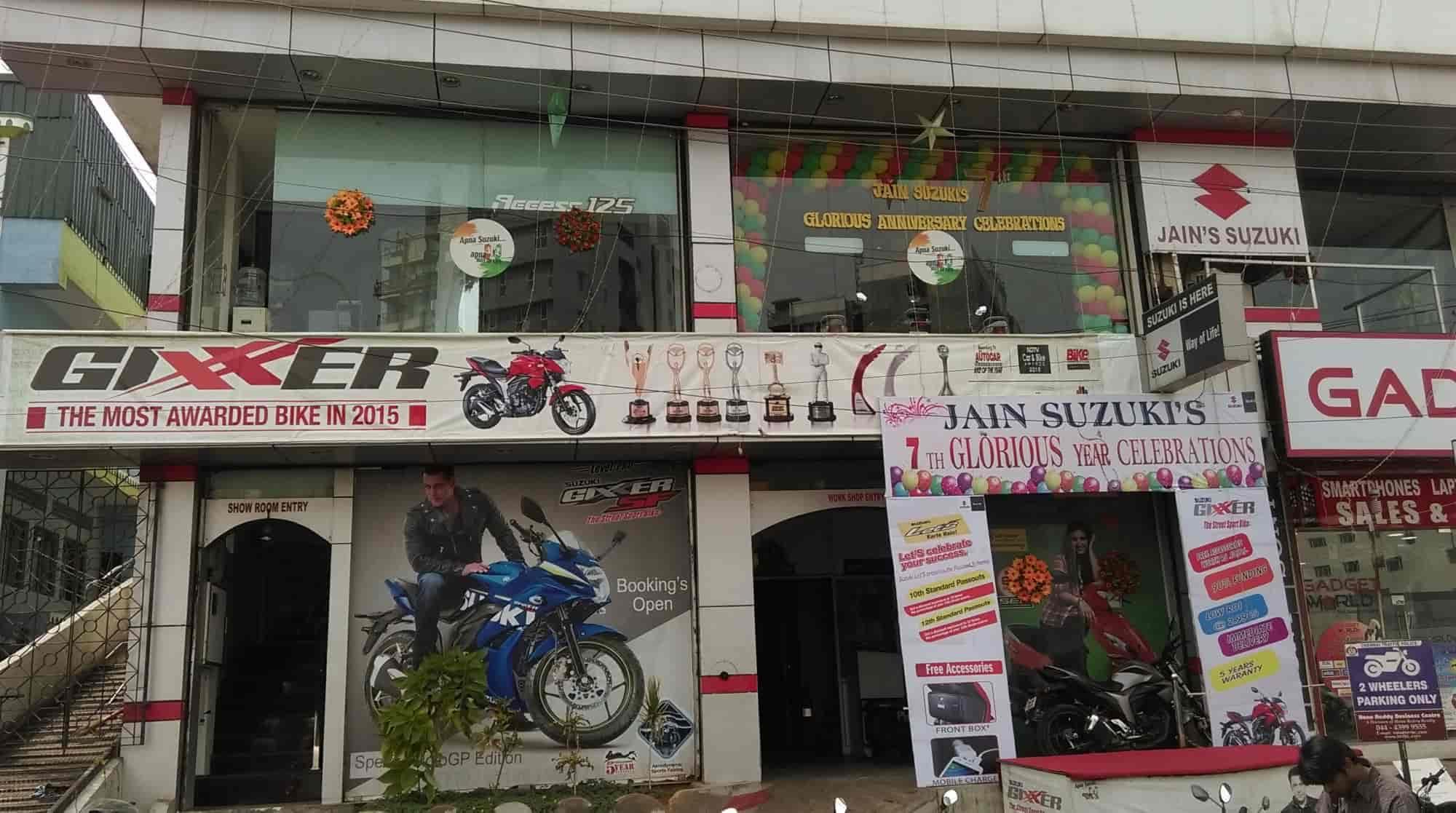Jain Auto Care Pvt Ltd Pallavaram Motorcycle Dealers In Chennai Justdial