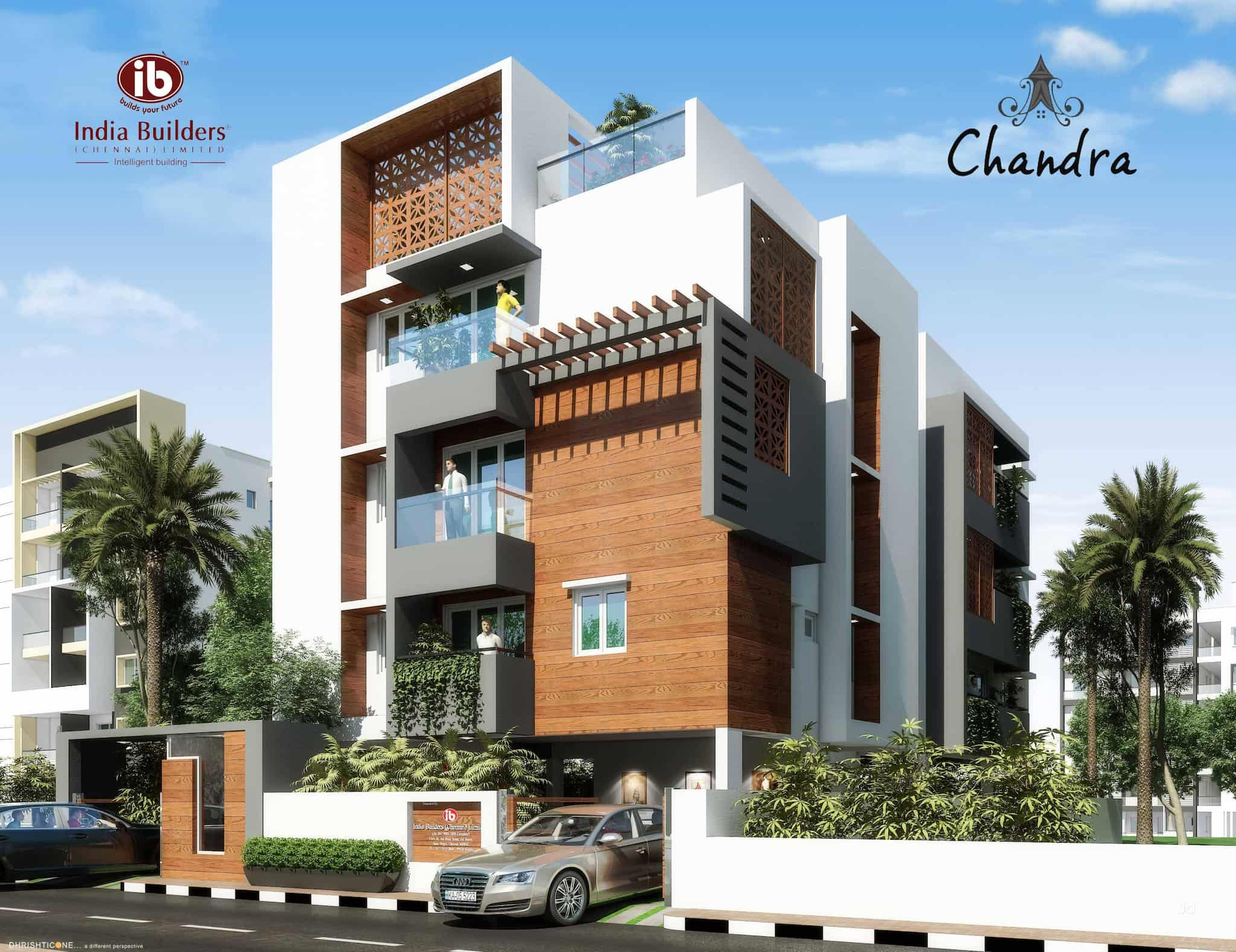India Builders Chennai Ltd Anna Nagar Developers In Justdial