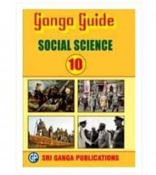 Image result for class 10 social SCIENCE   MAP GANGA guide book IMAGE